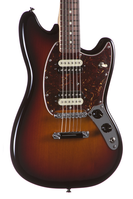 Fender American Special Mustang 3tsb Rosewood 24 U0026quot  Scale