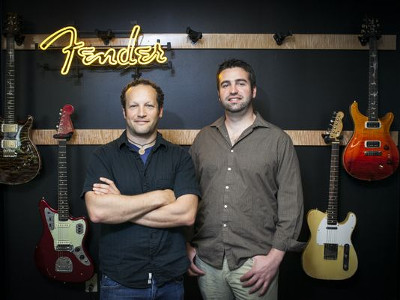 Small Business Administration - A Guitar Shop for the 21st Century