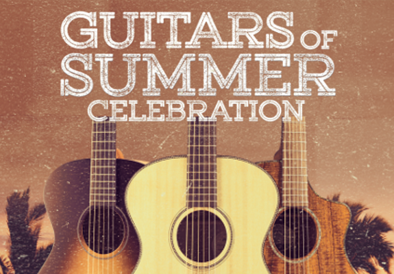 Guitars of Summer Celebration